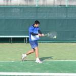 全国私学テニス大会ドロー発表