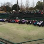 全国私学高校テニス大会2日目