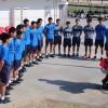 筑陽学園練習試合