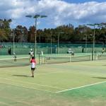 九州選抜ジュニアダブルステニス選手権