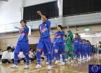 女子サッカー部