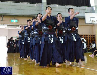 男子剣道部