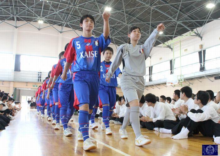 9 サッカー女子