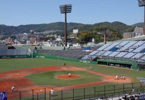 (速報)1回戦 第144回九州地区高等学校野球長崎県大会