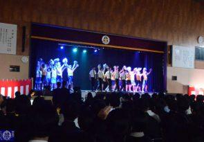 11月2日(土)高校学園祭『平成から令和へ』