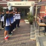 全国私学高校テニス大会最終日