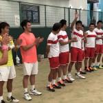 日本リーグ中止