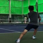 全日本テニス選手権中止