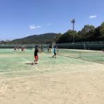MUFG全国ジュニアテニストーナメント