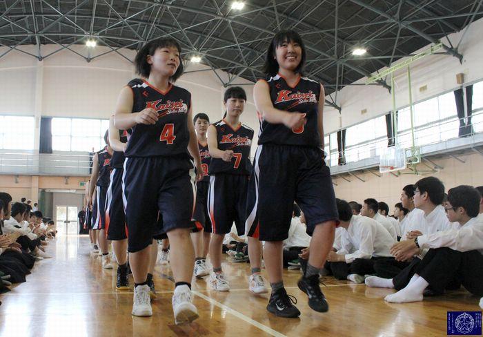 18 バスケ女子