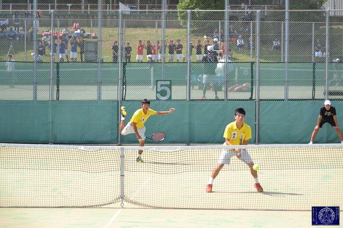 28年九州総体テニス2