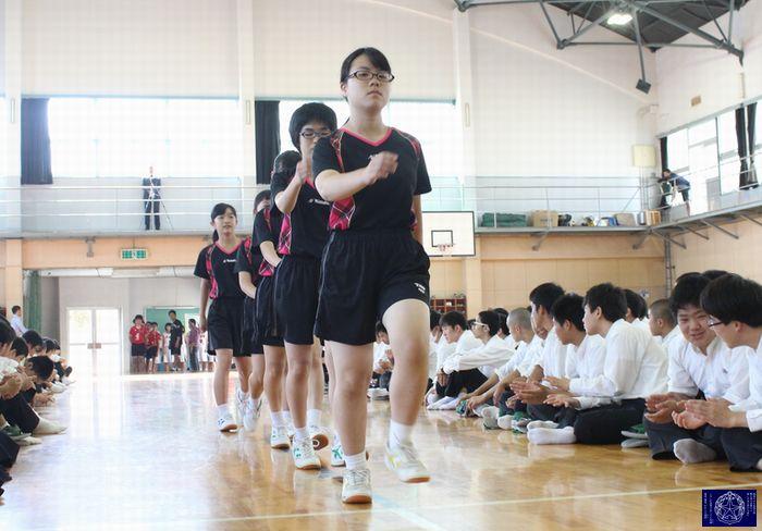 31 中学卓球女子
