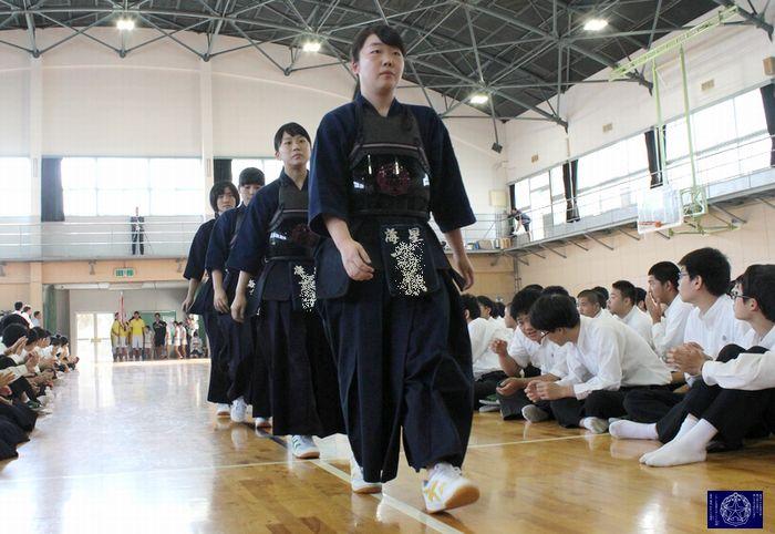 20 剣道女子