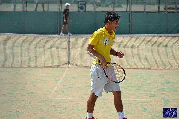 28年九州総体テニス