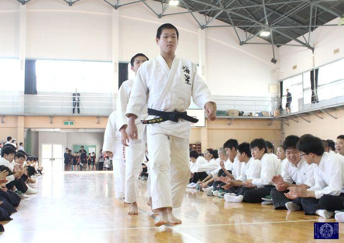29 中学柔道