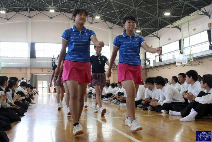 27 中学硬式テニス女子