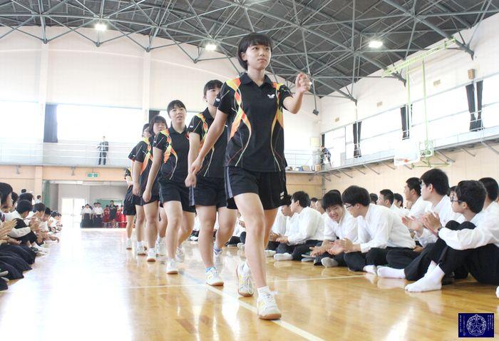 6 卓球女
