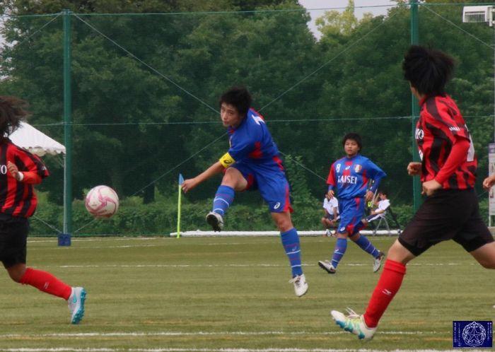 280921女子サッカー準決勝