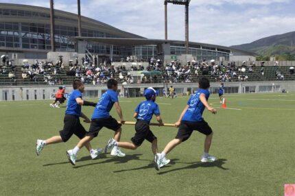 中学体育祭